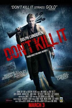Couverture de Don't kill it