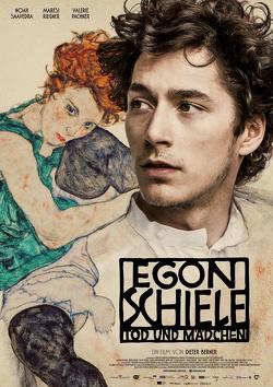 Couverture de Egon Schiele