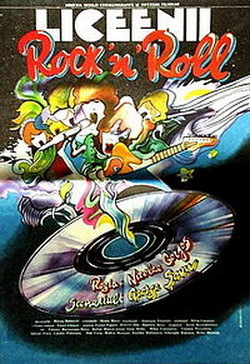 Couverture de Leceenii Rock'n'Roll
