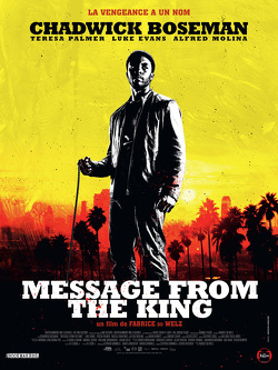 Couverture de Message From The King