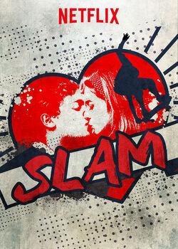 Couverture de Slam