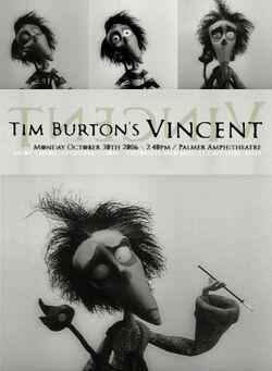 Couverture de Vincent