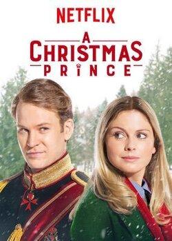 Couverture de A Christmas Prince