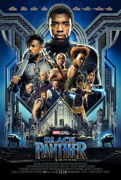Couverture de Black Panther