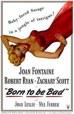 Couverture de Born to be Bad