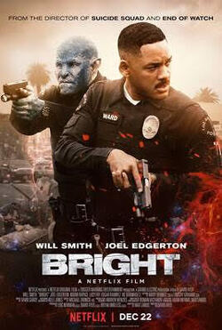 Couverture de Bright