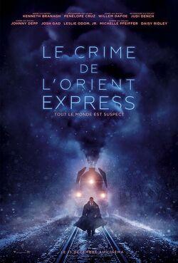 Couverture de Le Crime de l'Orient-Express