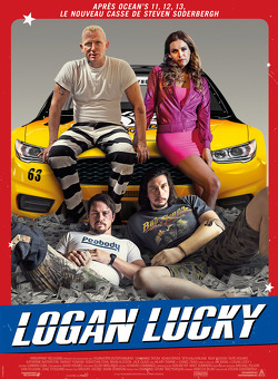 Couverture de Logan Lucky