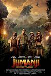 couverture Jumanji : Bienvenue dans la jungle