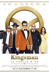couverture Kingsman 2 : Le cercle d'or