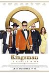 couverture Kingsman 2 : Le cercle d'or