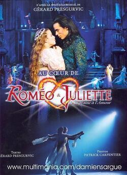 Couverture de Roméo et juliette