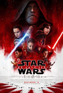 Couverture de Star Wars, Episode VIII : Les derniers Jedi