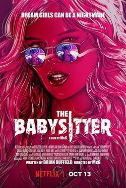 Couverture de The Babysitter