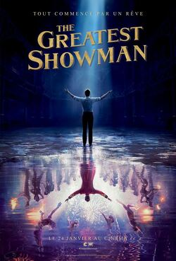 Couverture de The Greatest Showman
