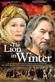 Couverture de The Lion in winter