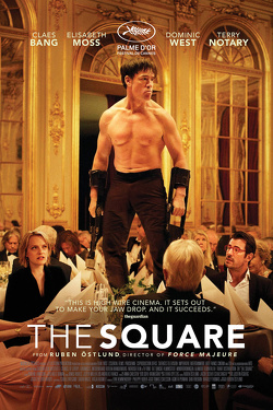 Couverture de The Square