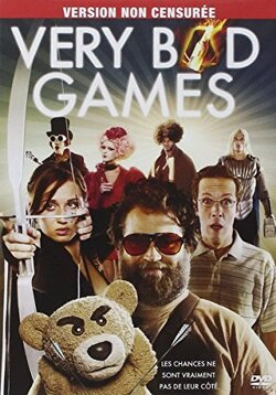 Couverture de Very Bad Games