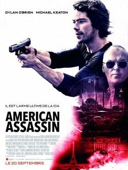 Couverture de American Assassin