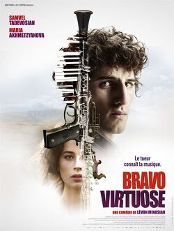 Couverture de Bravo Virtuose