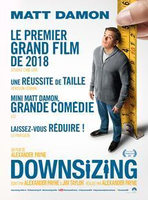 Couverture de Downsizing