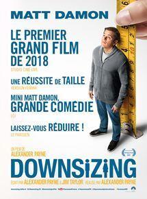 Couverture de Downsizing