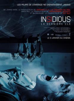 Couverture de Insidious : la dernière clé