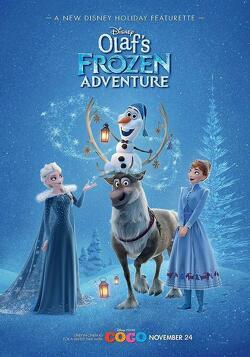 Couverture de Joyeuses Fêtes avec Olaf