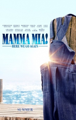 Couverture de Mamma mia ! Here we go again