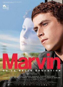 Couverture de Marvin ou la Belle Éducation
