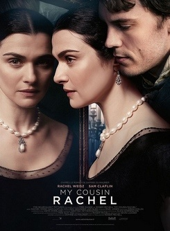 Couverture de My Cousin Rachel