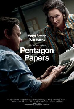 Couverture de Pentagon Papers