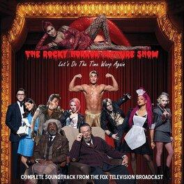 Couverture du livre : The Rocky Horror Picture Show : Let's do the time warp again
