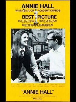 Couverture de Annie Hall