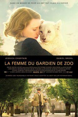 Couverture de La femme du gardien de zoo