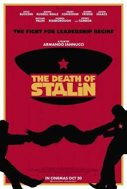 Couverture de La Mort de Staline