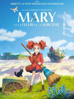 Couverture de Mary et la fleur de la sorcière