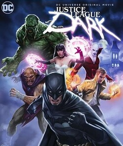 Couverture de Justice League Dark