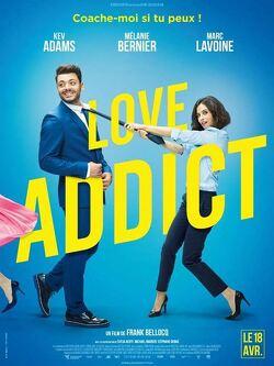 Couverture de Love addict