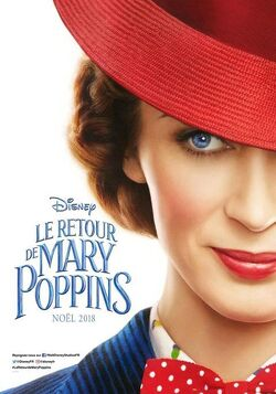 Couverture de Mary Poppins Returns