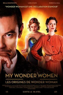 Couverture de My Wonder Women