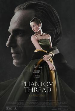 Couverture de Phantom Thread