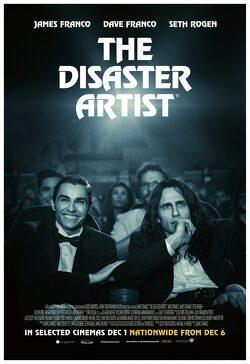 Couverture de The Disaster Artist