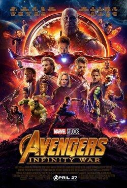 Couverture de Avengers : Infinity War