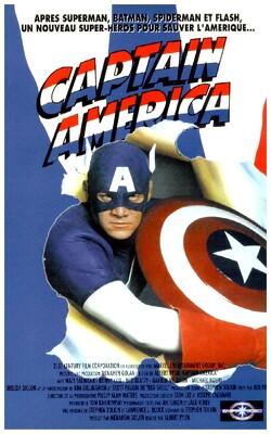 Couverture de Captain America