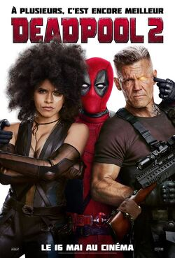 Couverture de Deadpool 2