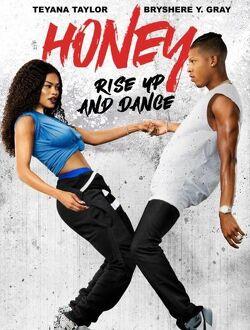 Couverture de Honey 4 : Rise Up and Dance