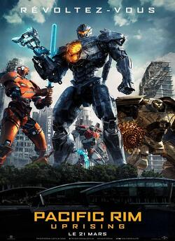 Couverture de Pacific Rim 2 : Uprising