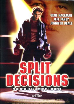 Couverture de Split decisions