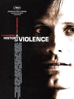 Couverture de A History of Violence